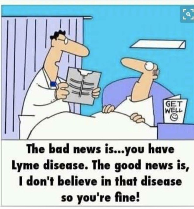 Got Lyme? You're NOT Crazy, Your Doctors are Ignorant!